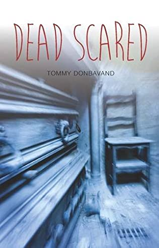 book cover of Dead Scared