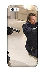 For Apptcof8195tjiaq The Boondock Saints Protective Case Cover Skin/iphone 5/5s Case Cover