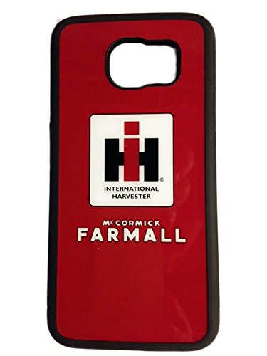 Farmall International Harvester Samsung Galaxy S6 Protective Phone Case- Licensed- Ships from USA ()