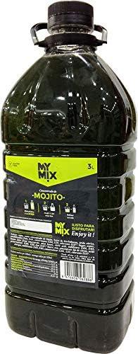 CONCENTRADO MOJITO MY MIX GARRAFA 3L …: Amazon.es ...