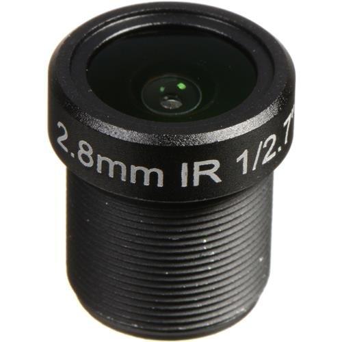 Marshall Electronics 2.8mm F2.0 M12 3.0MP IR Lens for CV502-WPMB//WPM Camera