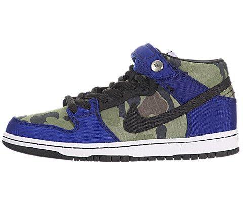 Nike Men's Dunk Mid Pro Premium SB Skate Shoe