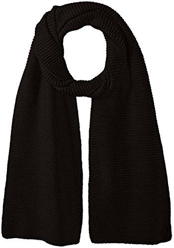 SOIA & KYO Women's Isolde Wool Knit Scarf, Black, One Size - Kyo Black Wool