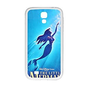 The little mermaid Case Cover For samsung galaxy S4 Case