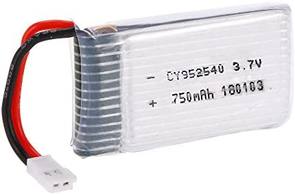 Quadcopter Battery 750mAh YILE TOYS product image