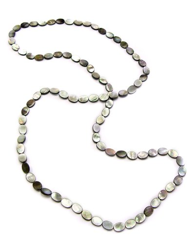 Cultured Mother of Pearl Endless Necklace