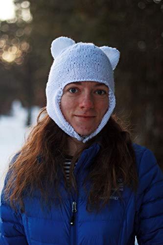Hand Knit Adventurer Hat ()