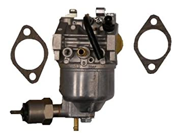 Kawasaki AM128355 Carburetor Kawasaki LX188 LX279 LX289 AM128355 with 2X M113688 Gaskets