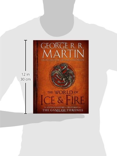 Amazon.fr - The World of Ice & Fire: The Untold History of Westeros ...