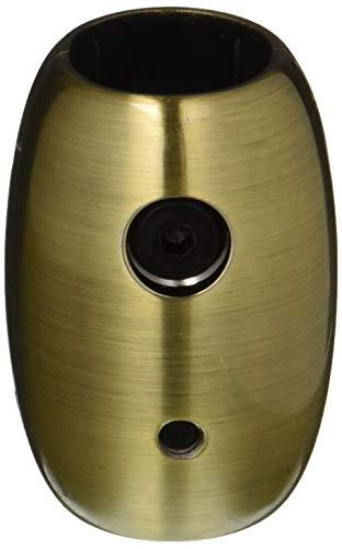 Fanimation DR1-CPAB Downrod, Coupler, Antique Brass Antique Brass Downrod Coupler