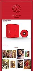 MAMAMOO [RED MOON] 7th Mini Album Random CD+Poster+84p PhotoBook+1p PhotoCard+Tracking Number K-POP SEALED