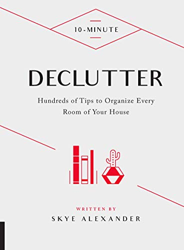 10-Minute Declutter: Hundreds of Tips to Organize Every Room of Your House (Front Door Ideas For Decorating)