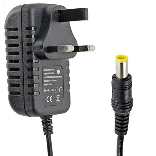 Replacement AC Adaptor Charger for Gtech HT20 Hedge Trimmer