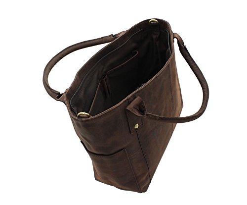 Bolla borse ATLAS Safari Collezione Grab / spalla / Cross Body Bag Tan Brown Venta Barata Última ahIkJb