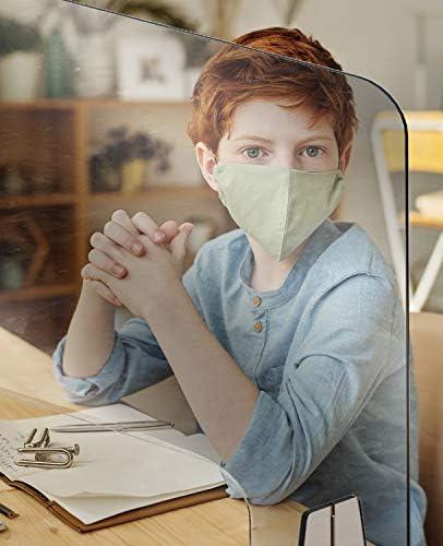 eco-friendly acrylic sneeze guard