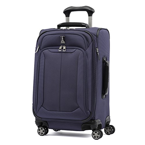Travelpro Skypro Lite 21'' Expandable 8-Wheel Luggage Spinner (Navy) by Travelpro