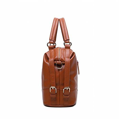 Handtaschen Beiläufige Beiläufige Handtasche Allgleiches Handtasche Messenger Umhängetasche , Weinrot