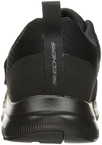 Skechers Uomo Gurn Nero Advantage nero Flex Sneaker awargRSq