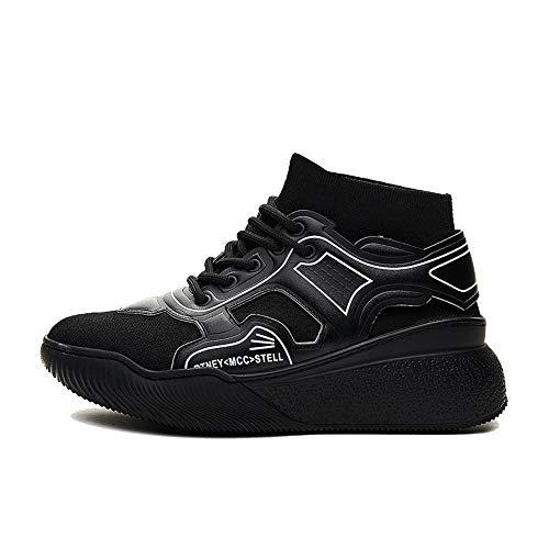 Estilo Negro Deportivos Casual Hip Socks Nuevo XINGMU Estilo Zapatos Hop xAwX4znO