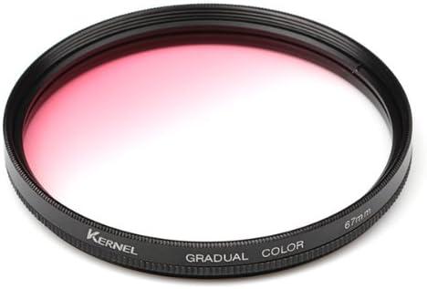 Kernel 67mm Gradual Pink Lens Filter