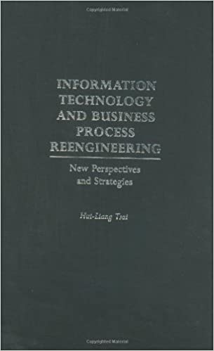 Information technology and business process reengineering new information technology and business process reengineering new perspectives and strategies by fandeluxe Gallery