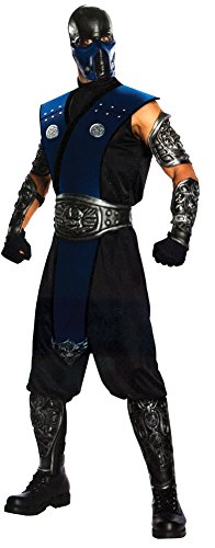 Adult-Costume Subzero Halloween Costume - Most Adults