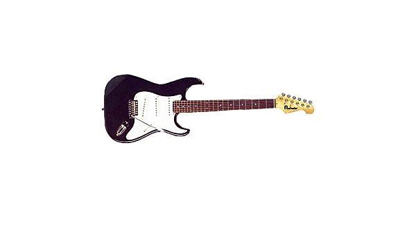 Rochester: Guitarra eléctrica st 30 bk: Amazon.es: Instrumentos ...