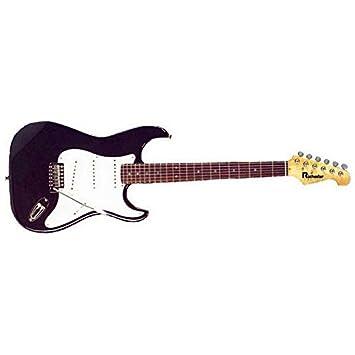 Rochester: Guitarra eléctrica st 30 bk: Amazon.es: Instrumentos musicales