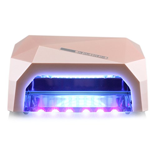 Led-Uv-Lamp-Nail-Gel-Dryer-36w-Pro-Light-Lamp-for-Gel-Nail-PolishBase-Coat-and-Top-Coat-Nail-LacquersMatte-Clear-Top-Coat-French-ManicurePendicure