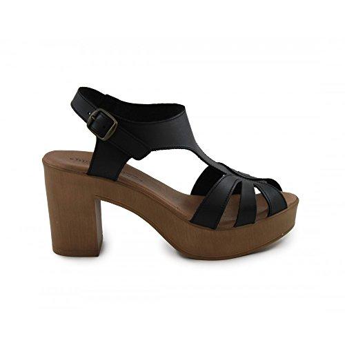 Noir 111256 Chaussures Benavente Benavente Femme Chaussures 111256 Femme w08560