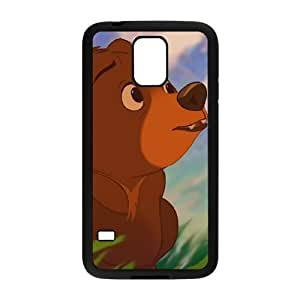 Brother Bear 2 Samsung Galaxy S5 Cell Phone Case Black K065697