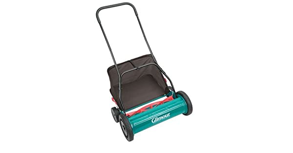 Amazon.com: Gilmour ajustable mano Reel Mower Con Césped ...