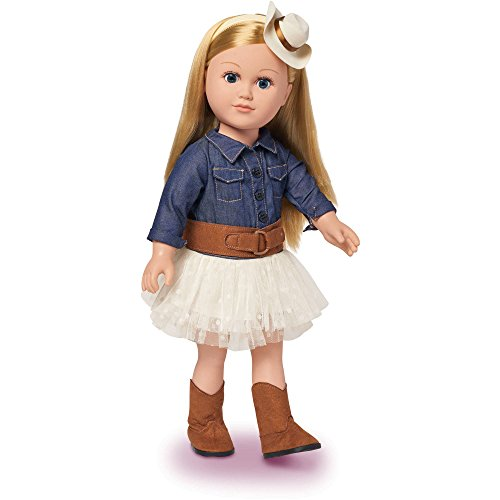 "My Life As 18"" Cowgirl Doll, Blonde"