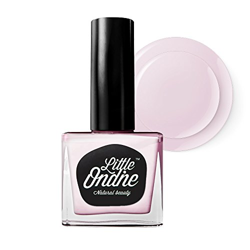 Little Ondine Peel off Fast Dry Zero Smell Non-toxic Natural Nail Polish (L952-Candy Floss)