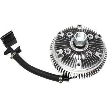 Ajuste perfecto grupo repc313708 - Trailblazer Ventilador embrague, Electronic estilo del embrague: Amazon.es: Coche y moto