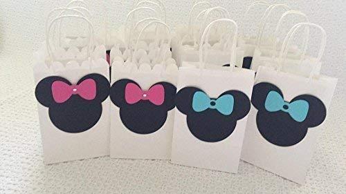 Amazon Handmade Disney Minnie Mouse Birthday Goody Bags Gift