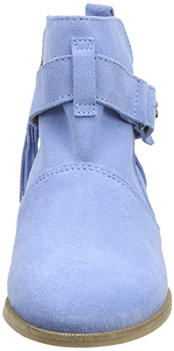 Hush Puppies Women's Vita Boots Blue (Stonewash Blue) wMzt2f99ps