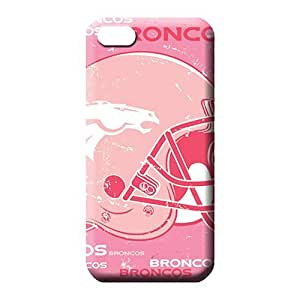 iPhone 4/4s normal Impact Colorful New Arrival phone carrying cover skin denver broncos nfl football