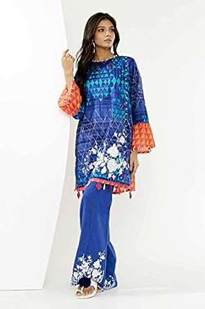 Khaadi Casual Kameez & Salwar Set For Women