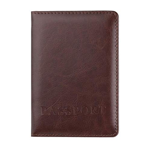 Business Soft Cafe Card Black Kanpola Protector Wallet Passport Holder Cover wnYzSYqIva