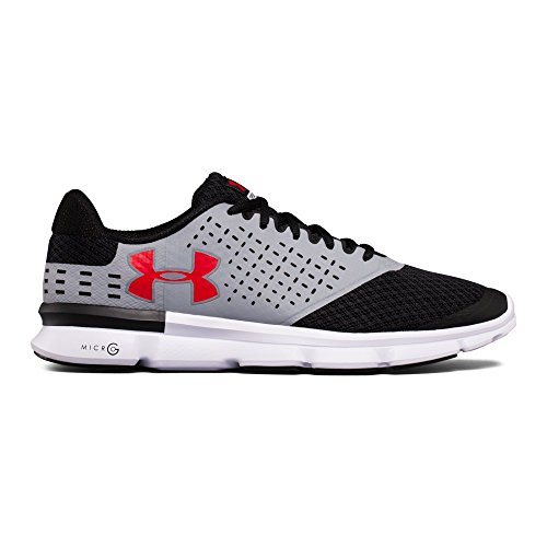 Under Armour Men's Micro G Speed Swift 2, Steel (036)/Black, (Black Ops One Piece)
