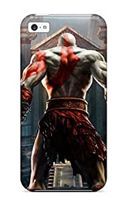 Hot New Premium Case Cover For Iphone 5c/ God Of War 2 Hd Protective Case Cover