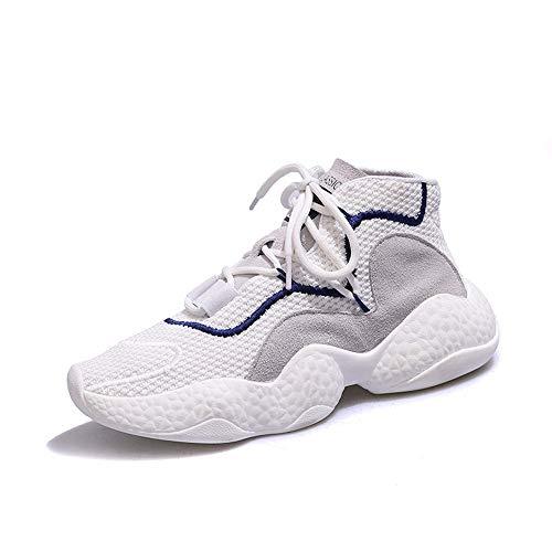 Nuevos Zapatos Estilo Deportivos Estilo XINGMU Socks Blanco a1qwC7d1v