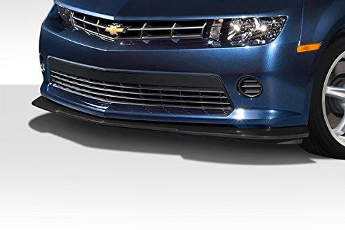 Gmx Front Lip Spoiler - Duraflex ED-JEB-914 GM-X Front Lip Under Air Dam Spoiler - 1 Piece Body Kit - Compatible For Chevrolet Camaro 2014-2015