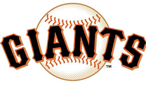 San Francisco Giants Logo 2000 to Present Edible Cake Topper Image ABPID03206 - 1/4 sheet