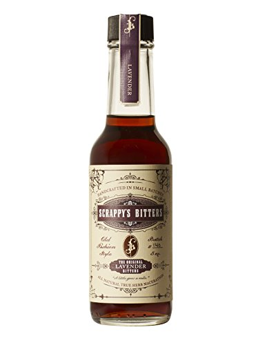 Scrappy's Bitters - Lavender Bitters, 5 oz