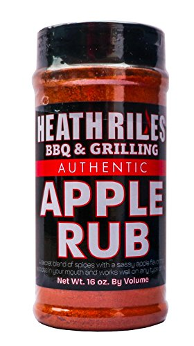 Heath Riles BBQ (Apple Rub) - Apple Rub