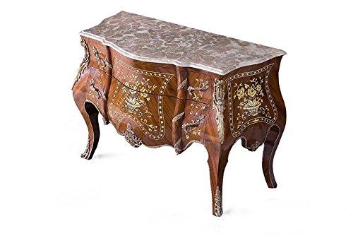 Barock Kommode antik - style Louis XV MoKm0128