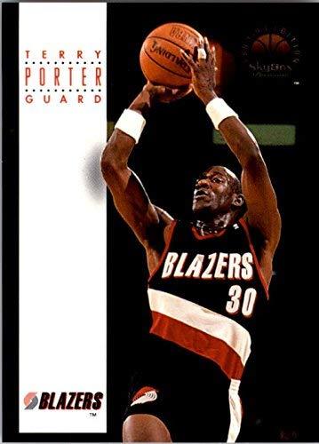 1993-94 SkyBox Premium #153 Terry Porter NBA Basketball Trading Card from SkyBox Premium