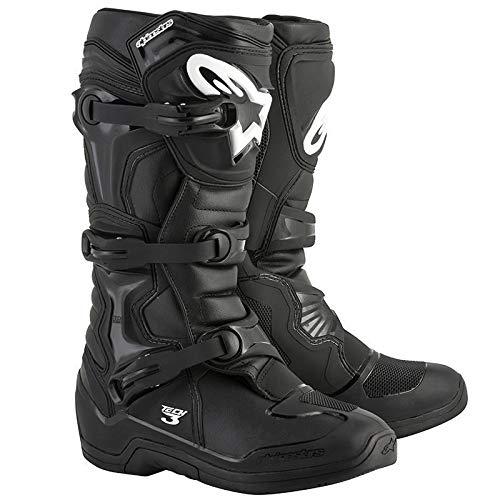 Alpinestars Tech 3 Boots-Black-10